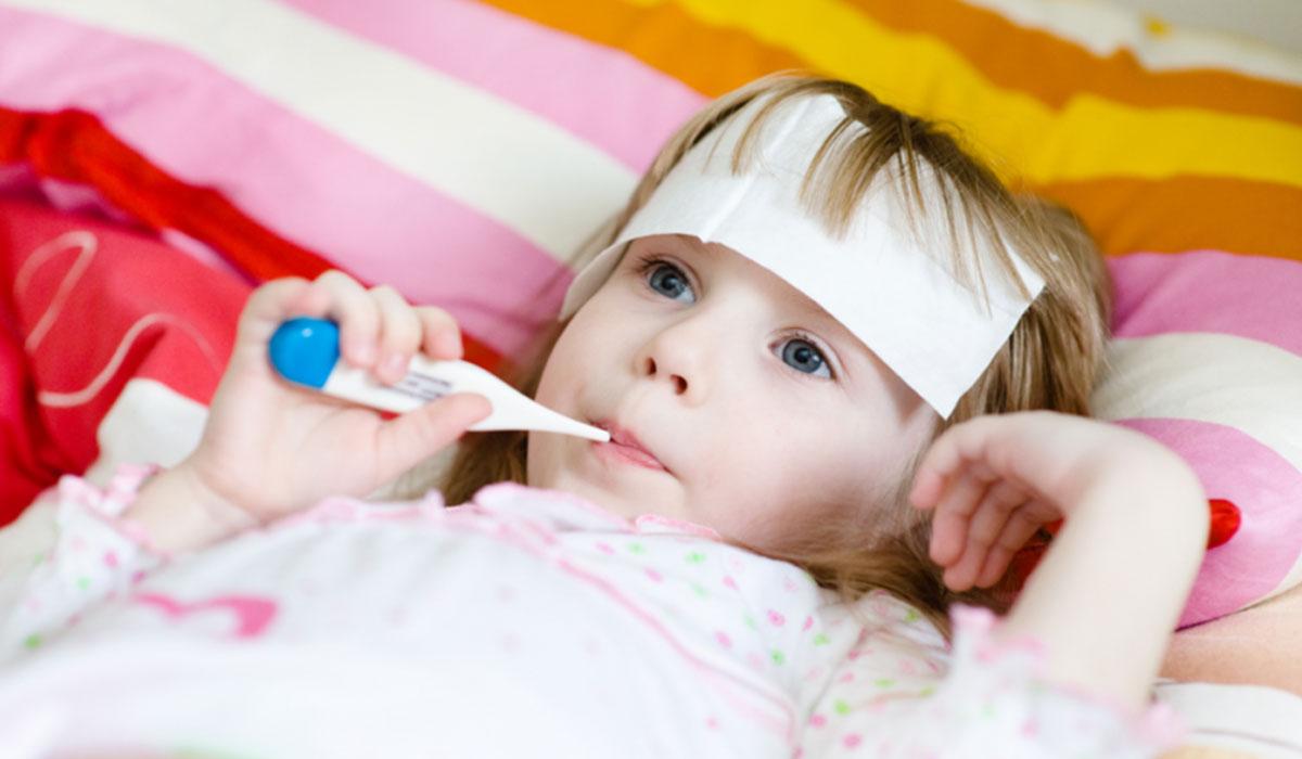 صورة السخونة عند الاطفال بدون سبب , اسباب لم تتوقعها لارتفاع درجات الحراره