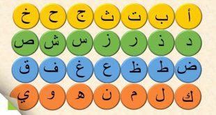 بالصور ترتيب الحروف الابجدية , اساس اللغه العربيه 2457 3 310x165
