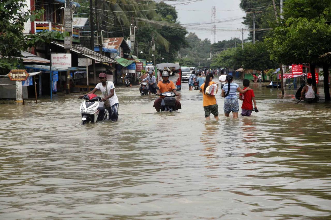 صور بحث حول الفيضانات , الفيضانات هكذا تحدث وهذه انواعها