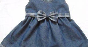 صور خياطة فستان طفلة , اتعلمي ازاي تخيطي فستان لطفلتك
