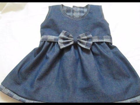 صورة خياطة فستان طفلة , اتعلمي ازاي تخيطي فستان لطفلتك