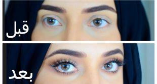 بالصور مكياج لتكبير العيون , اجمل عيون واسعه بالمكياج 2726 12 310x165