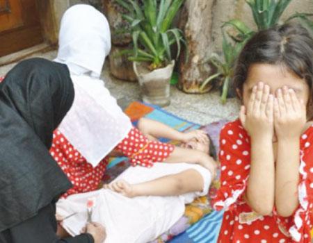 صورة ختان البنات بالصور , ختان الاناث جريمة في حق الفتيات