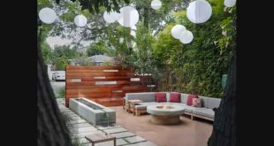 صورة تنسيق حديقة منزل صغيرة , اشيك التنسيقات لاحلي الحدائق بالصور