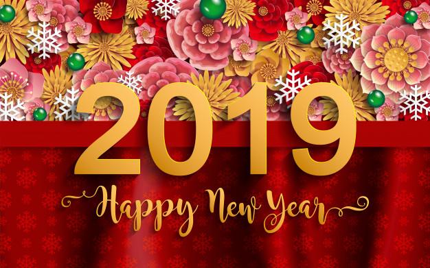 بالصور تهنئة العام الجديد , 6 صور مباركات للسنة الجديد 2019 2833 8
