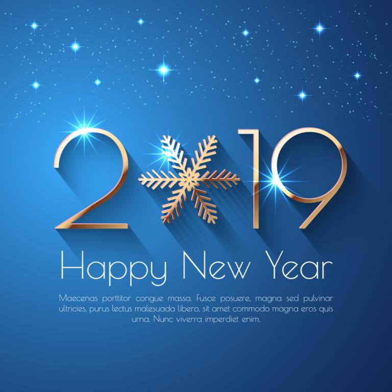 بالصور تهنئة العام الجديد , 6 صور مباركات للسنة الجديد 2019 2833