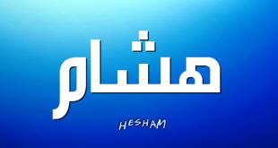 اسم هاشم بالانجليزي , كتابة هاشم باللغة الانجليزية