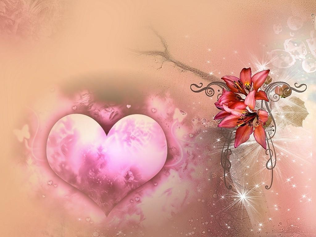 بالصور خلفيات قلوب للكمبيوتر , صور لاجمل قلوب علي الاب توب 3172 8