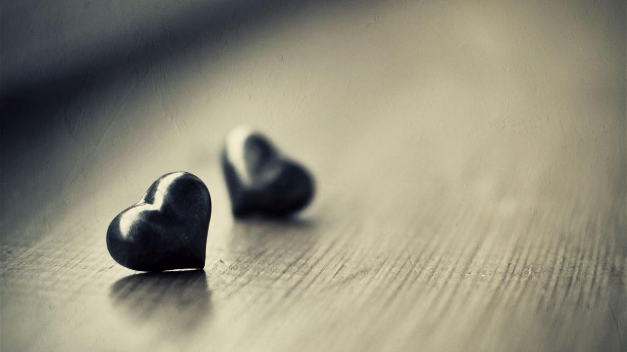 بالصور خلفيات قلوب للكمبيوتر , صور لاجمل قلوب علي الاب توب 3172 9