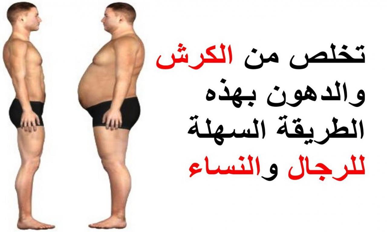 بالصور كيفية ازالة الكرش في اسبوع , التخلص من الدهون والترهلات في اقل وقت 3176 2