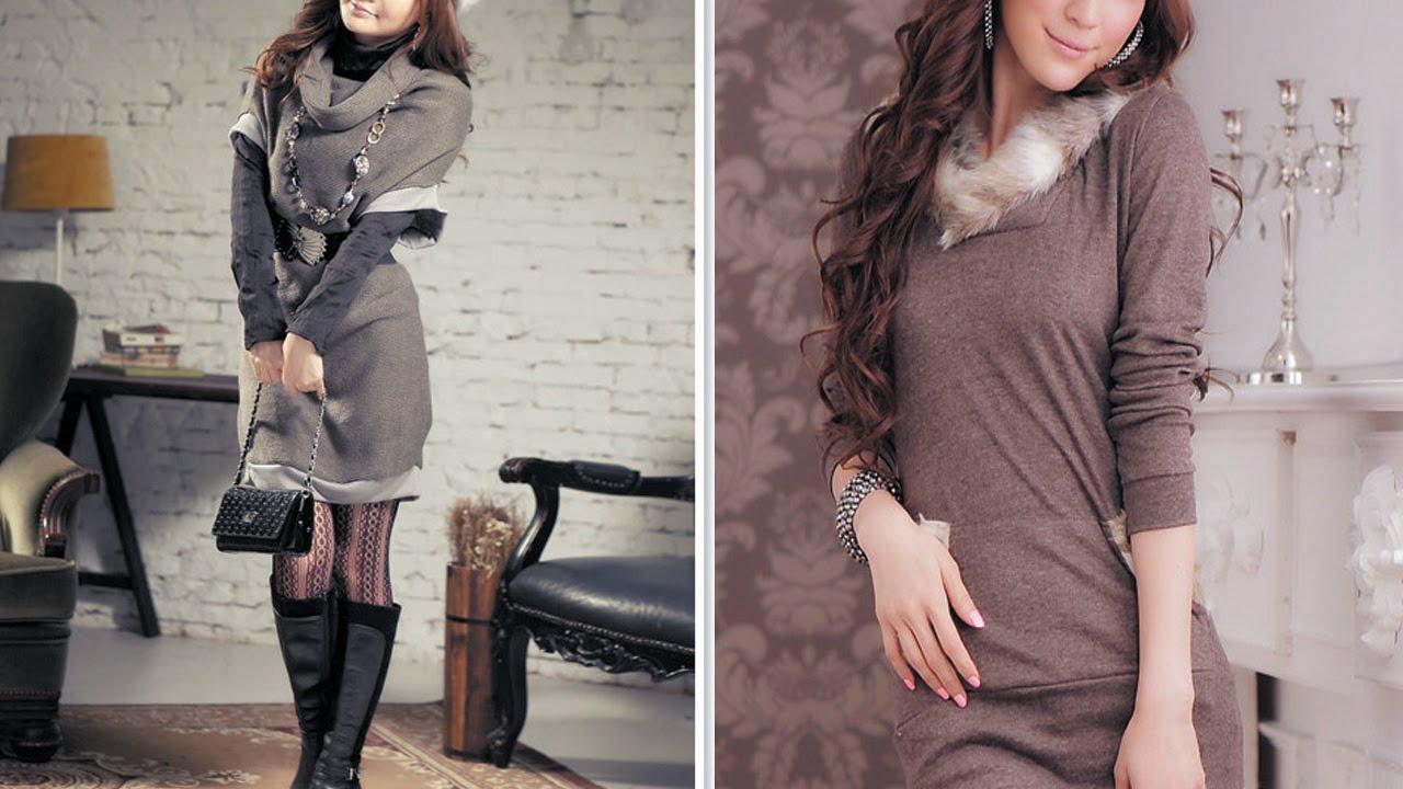 بالصور ملابس حريمى شتوى , اجمل واروع الملابس الشتوية للنساء 3200 5