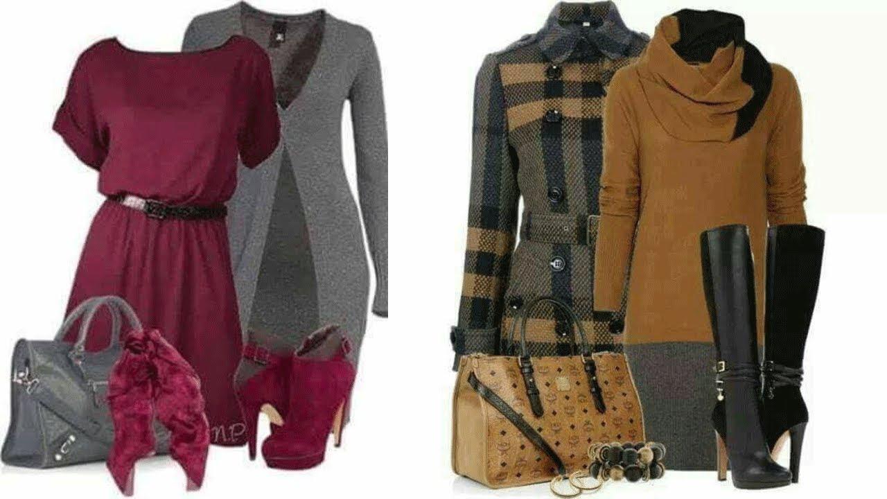 بالصور ملابس حريمى شتوى , اجمل واروع الملابس الشتوية للنساء 3200