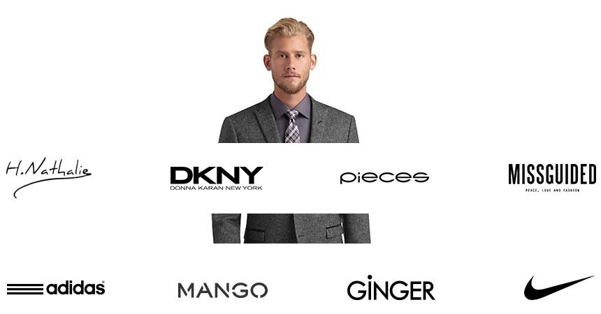 صور ماركات ملابس عالمية , تعرفوا علي اشهر الماركات العالميه للملابس