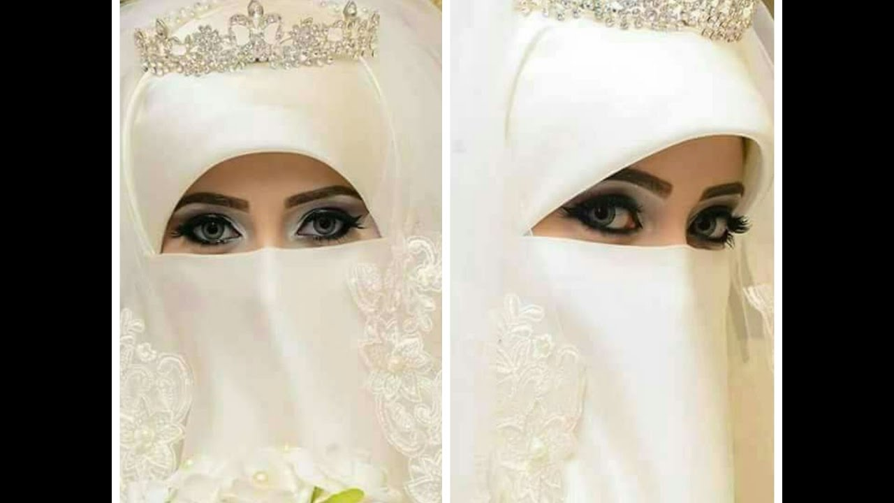 بالصور صور بنات منتقبة , جمال لبس نقاب البنات بالصور 3381 4