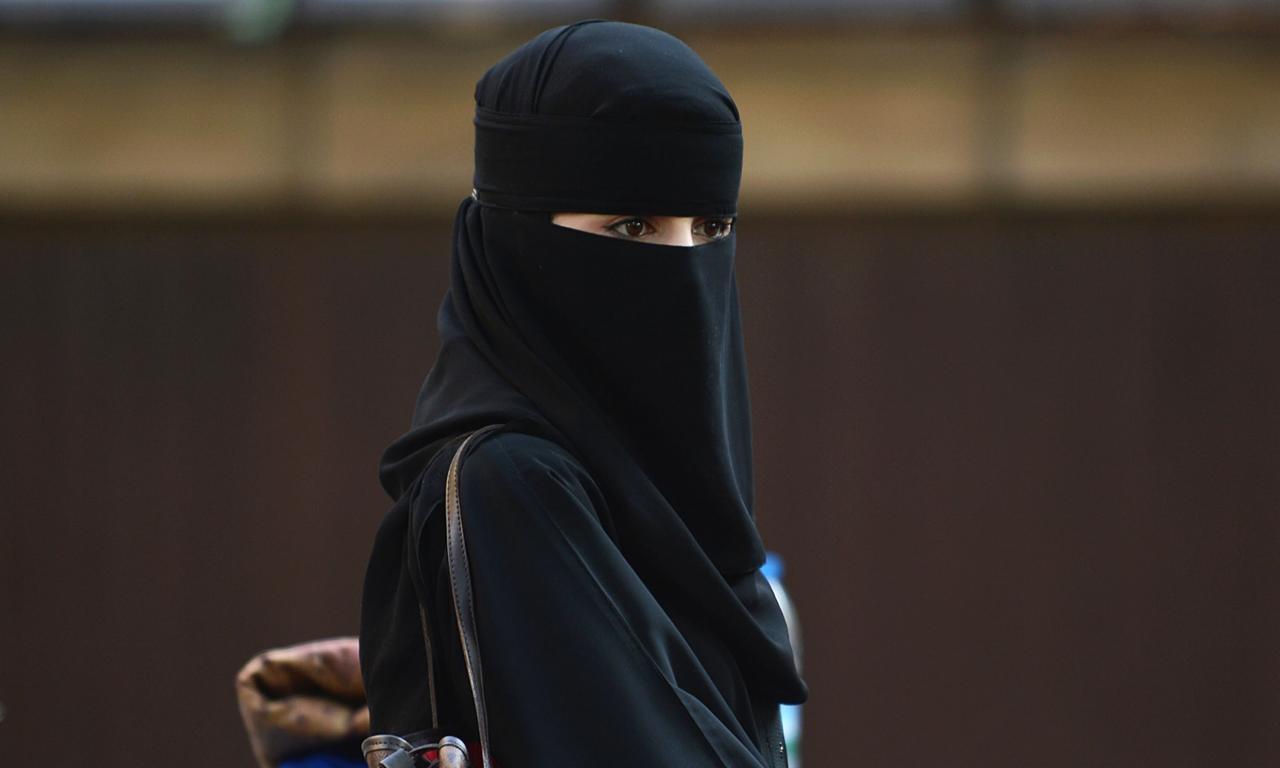 بالصور صور بنات منتقبة , جمال لبس نقاب البنات بالصور 3381 6