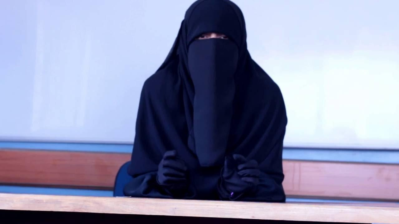 بالصور صور بنات منتقبة , جمال لبس نقاب البنات بالصور 3381 9