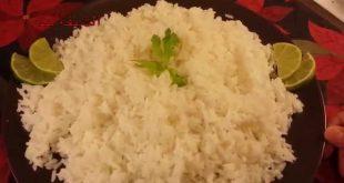 صور طريقة عمل الارز المصرى , طبق من ارز المطبوخ بالطريقة المصرية