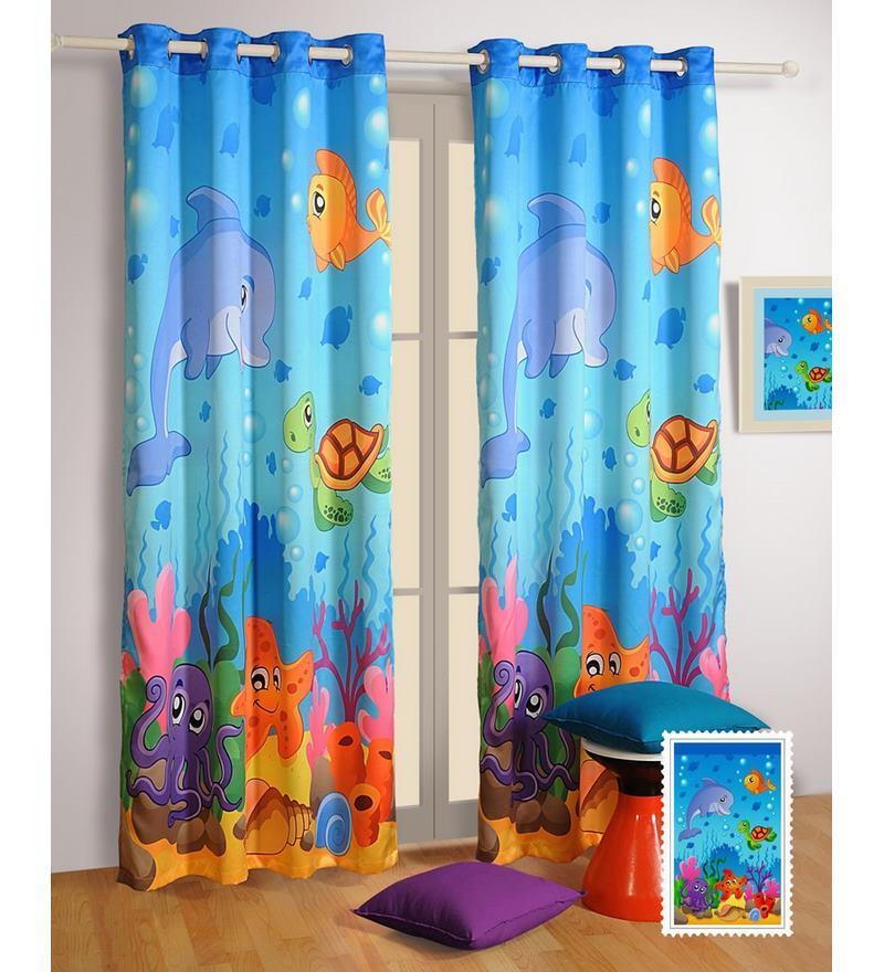 بالصور ديكورات ستائر غرف نوم اطفال , ارقي الستائر العصريه لغرف نوم الاطفال 377 3