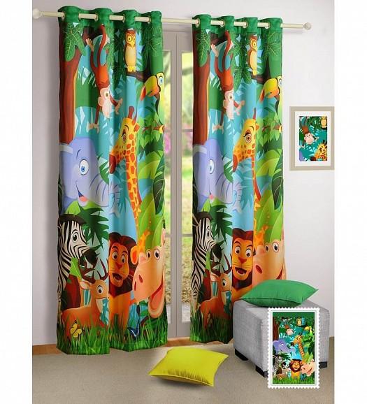 بالصور ديكورات ستائر غرف نوم اطفال , ارقي الستائر العصريه لغرف نوم الاطفال 377 5