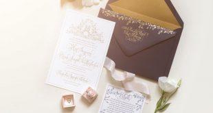 صورة تصميم دعوة زواج , اجمل الافكار لعمل دعوه لحفل زفافك