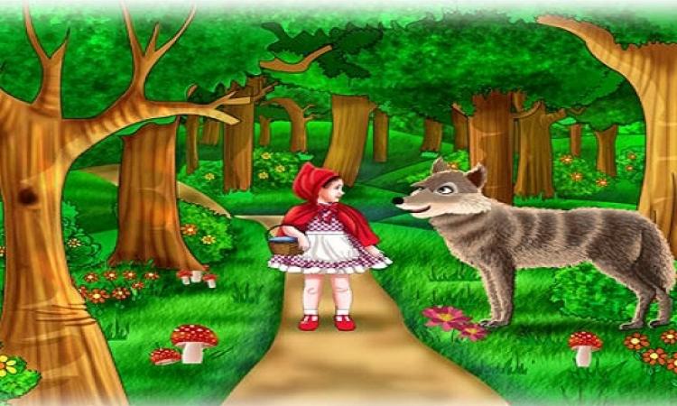 صورة تلخيص قصة ليلى والذئب , قصه ليلي والطفل لاكمل اطفال