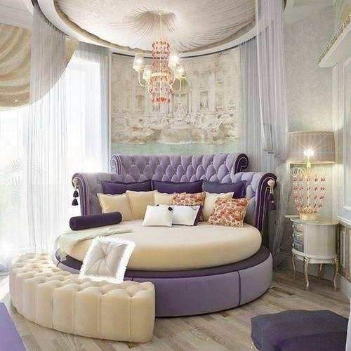 صور غرف نوم كبيرة , اكبر غرف النوم المنظمه بشكل رائع وملفت