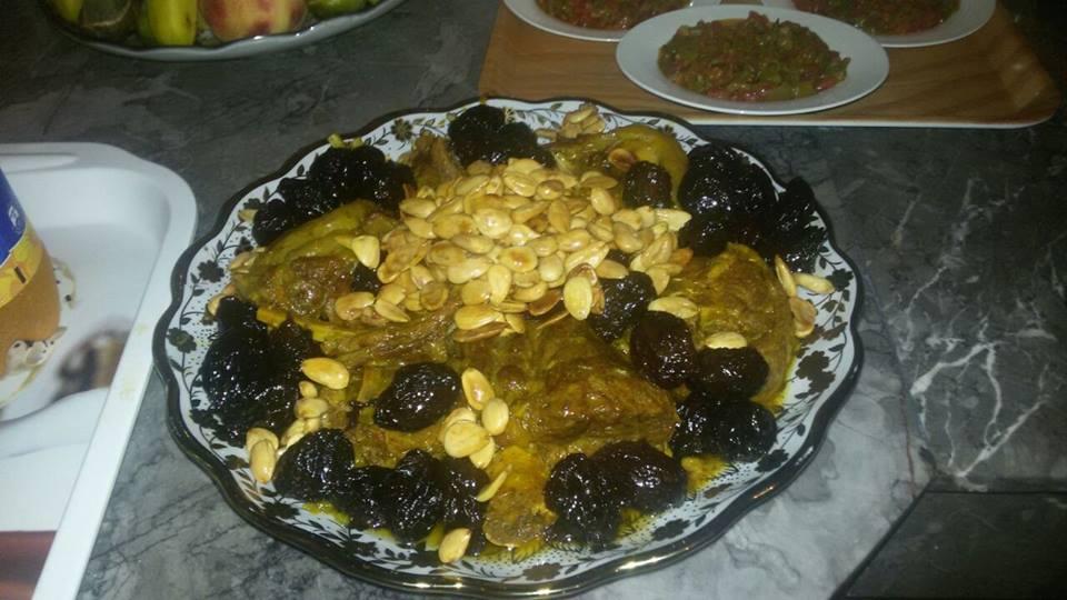 صورة عراضة مغربية للغداء , تعلمي ازاي تعملي عراضه بالطريقه المغربيه للغداء
