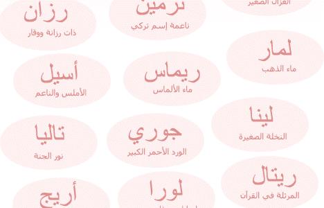 صور اجمل الاسماء بنات , اسماء خرافة