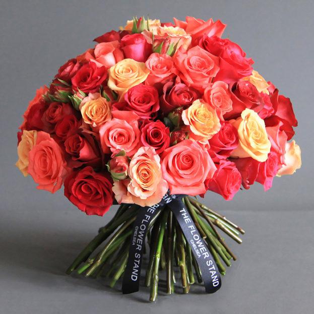 صورة بوكية ورد جميل , اجمل بوكيهات الورد ذو الرائحه الجميله