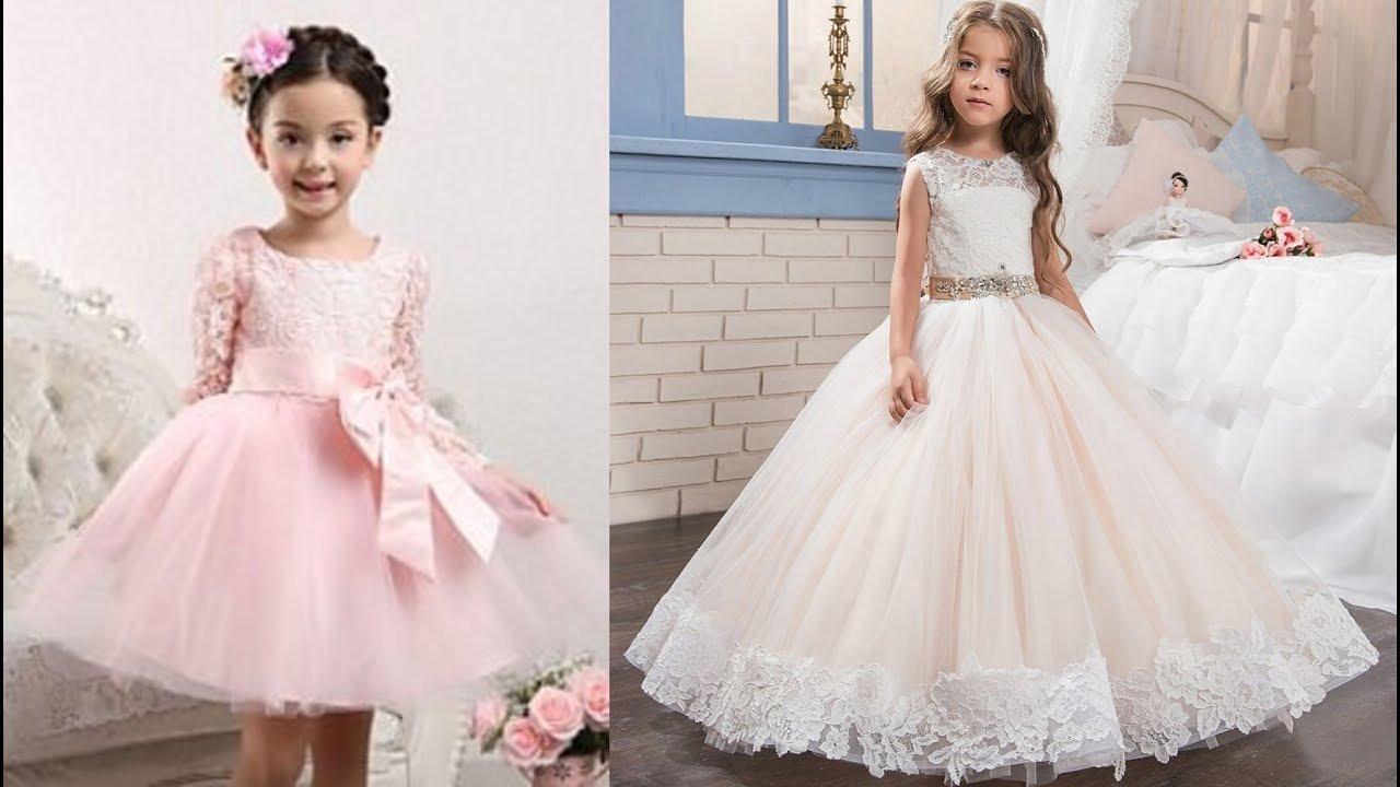 صورة احلي فساتين الاطفال , اشيك الفساتين البنات علي الموضة