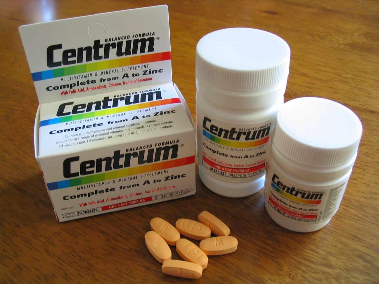 صورة فوائد فيتامين سنتروم , تعرف علي سنتروم وفوائدها