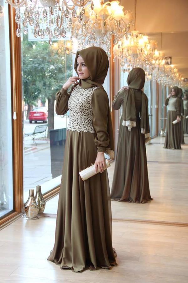 صورة ملابس محجبات تركية صيفية , ابدعات التركي في الملابس الصيفية