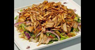 بالصور طريقة عمل الشاورما الدجاج بالفرن , تحضير شاورما الفراخ 6241 3 310x165