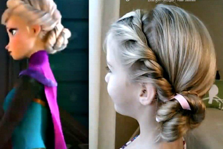 صورة تسريحات الشعر للبنات الصغار , اشيك قصات الشعر للبنت الصغيرة