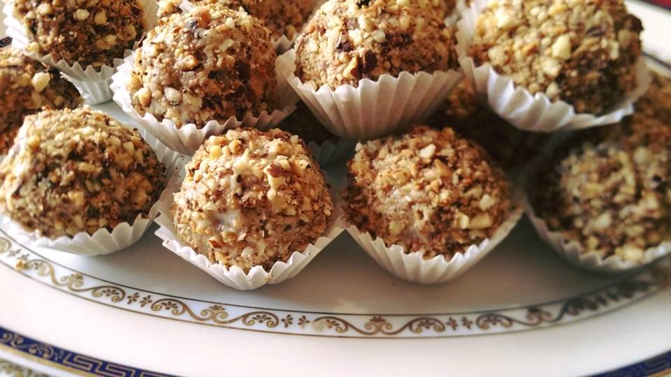 صور حلويات بدون فرن بالصور , طريقة عمل طبق حلويات بارد