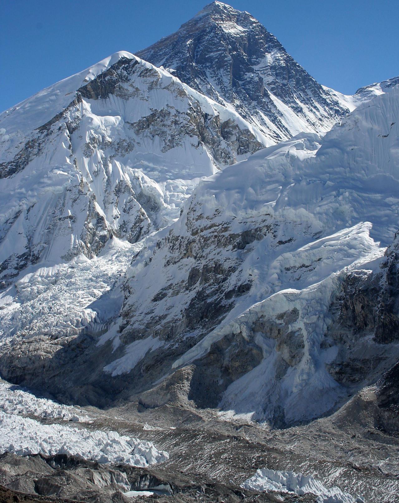 صور اين تقع قمة افرست , معلومات قيمة عن قمة افرست
