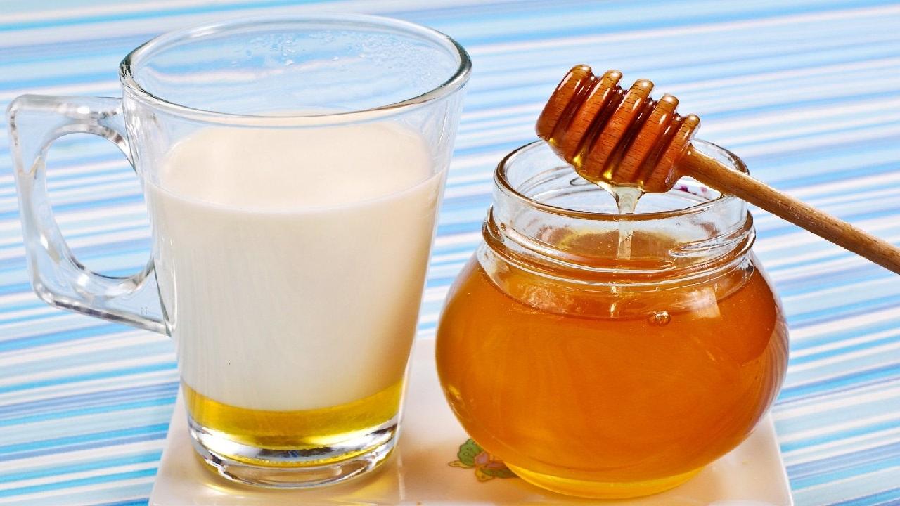 صور فوائد الحليب بالعسل , طريقة تحضير الحليب بالعسل واهم فوائده