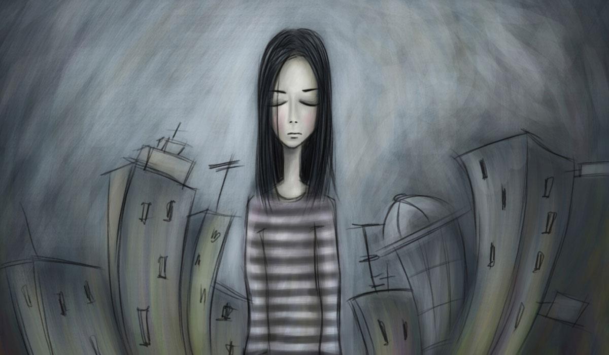 صور اعراض الاكتئاب الحاد , الاكتئاب الحاد وطرق علاجه والوقاية منه