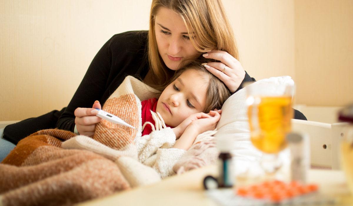 صور دواء الحرارة للاطفال , طرق علاج الحرارة لدى الاطفال بالمنزل