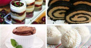 حلويات سهلة وسريعة التحضير , اكلات سريعه للفطار
