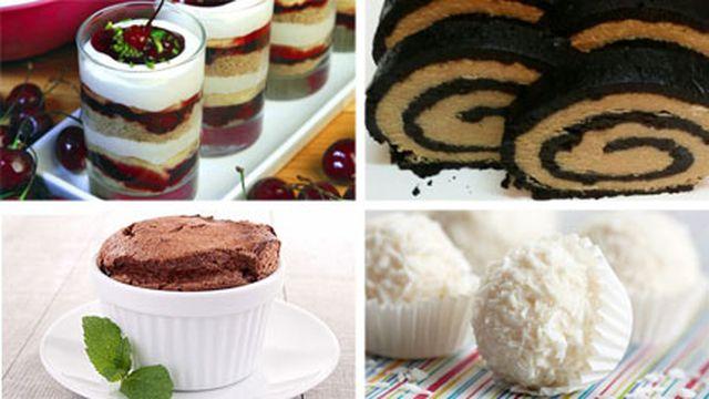 صور حلويات سهلة وسريعة التحضير , اكلات سريعه للفطار