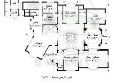 صور تصميم خرائط منازل , اشكال التصمايم المختلفه للمنازل