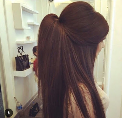 صور ستايل شعر بنات , تسريحات جديده وسهله