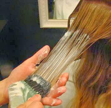 صور طريقة عمل البروتين , كيفيه فرد الشعر الخشن