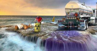 صور اسباب تلوث المياه وحلولها , نواتج البيئهة