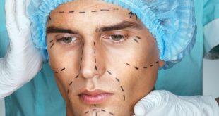 صور عمليات تجميل الوجه للرجال , التخلص ظهور معالم الكبر في الوجه