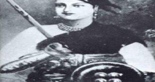 صورة قصة ملكة جانسي , اشهر هندية محاربة يحتذي بها