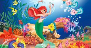 صور كرتون عروسة البحر , قصه تحفه للاطفال