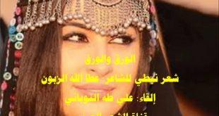 صورة قصيدة غزل نبطي , الغزل والاشعار فى القصائد النبطيه