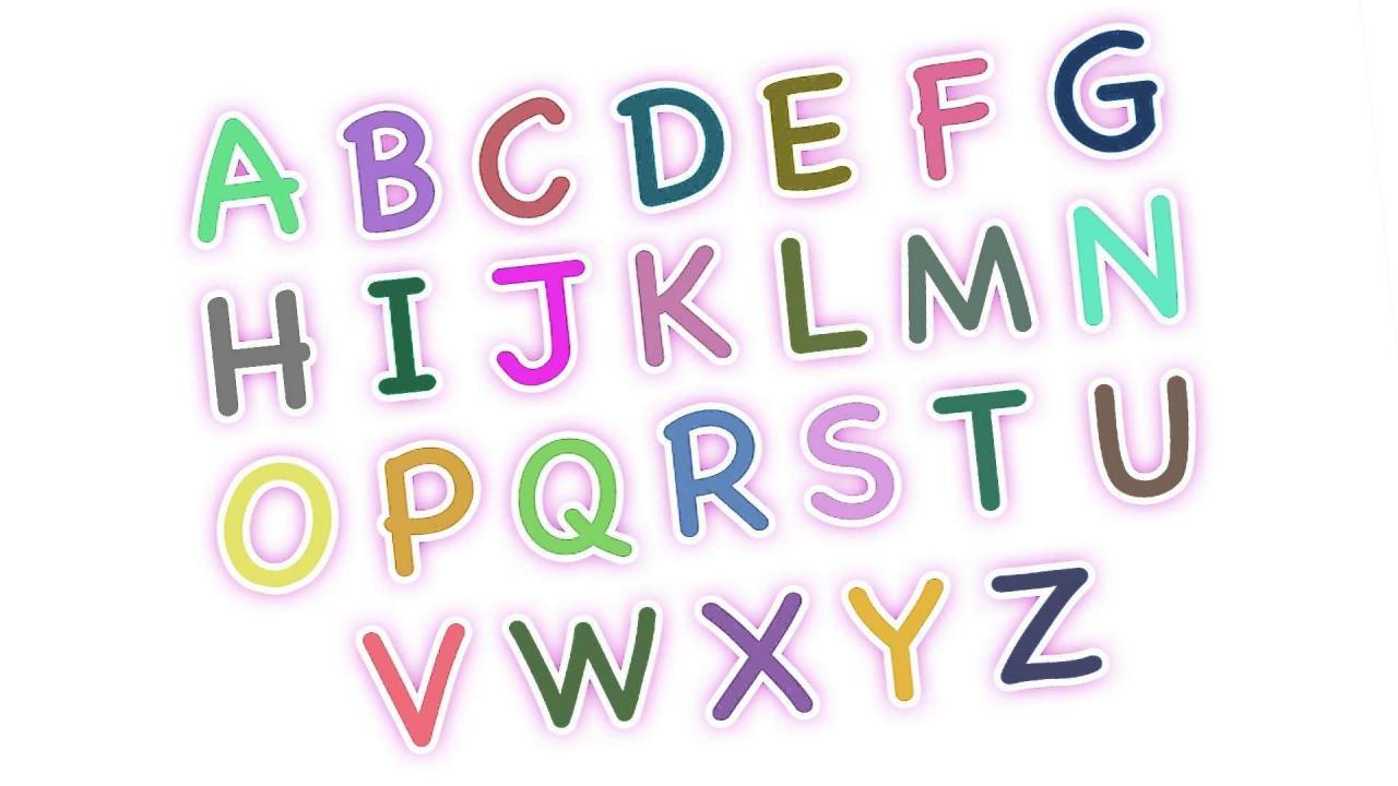 صور الحروف الانجليزيه , ترتيب الخروف الانجليزيه بالصور - رهيبه
